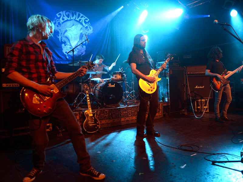 Zodiac live, 26.03.2014, Hamburg