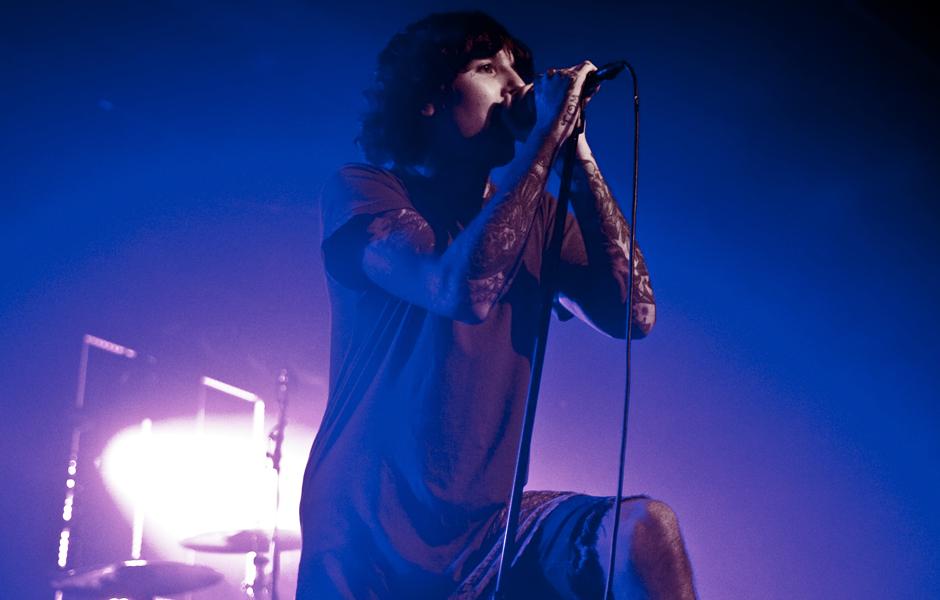 Bring Me The Horizon live, 02.12.2013, Hamburg