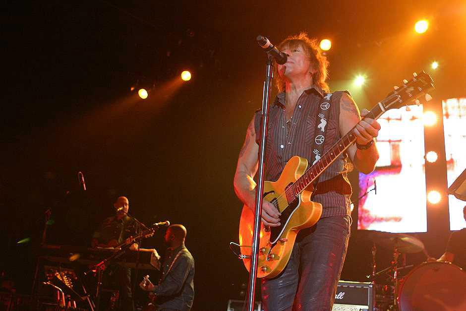 Richie Sambora live, 12.10.2012, München