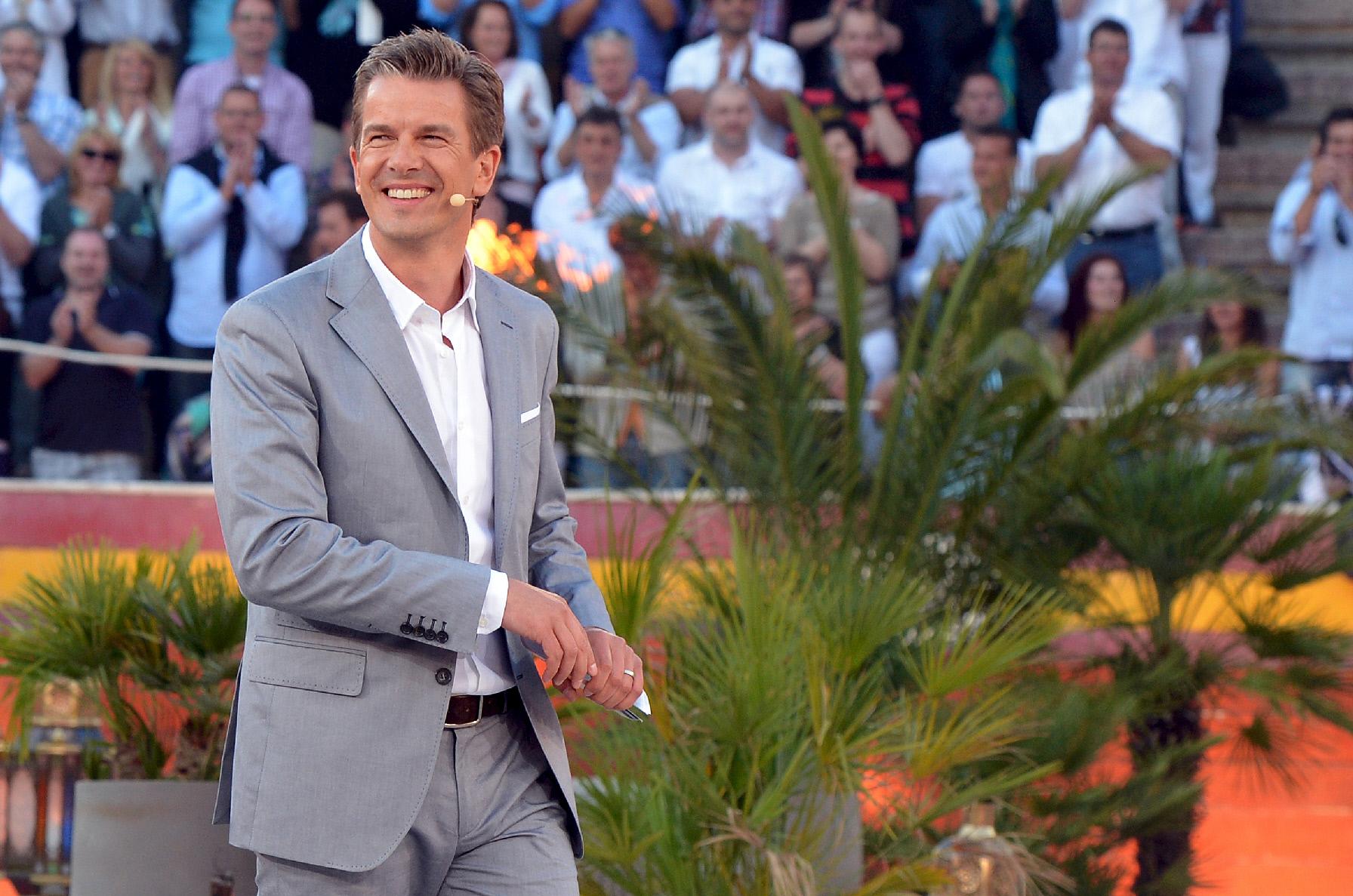 Markus Lanz Honorarfrei - nur für diese Sendung bei Nennung ZDF und Sascha Baumann