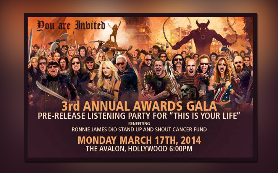 Ronnie James Dio - 3rd Annual Awards Gala