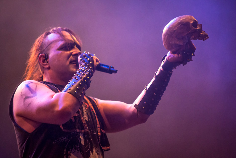 Mayhem live, Metaldays 2013