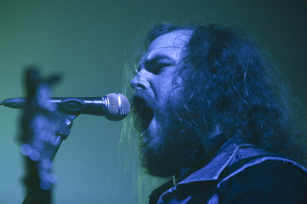 Kongh live, Doom Over Leipzig 2014