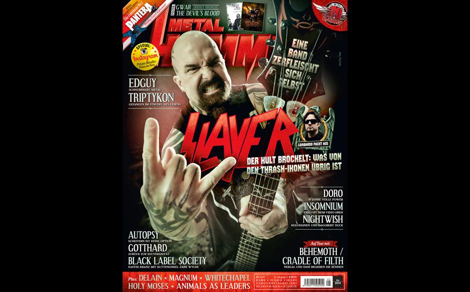 METAL HAMMER-Ausgabe 05/2014
