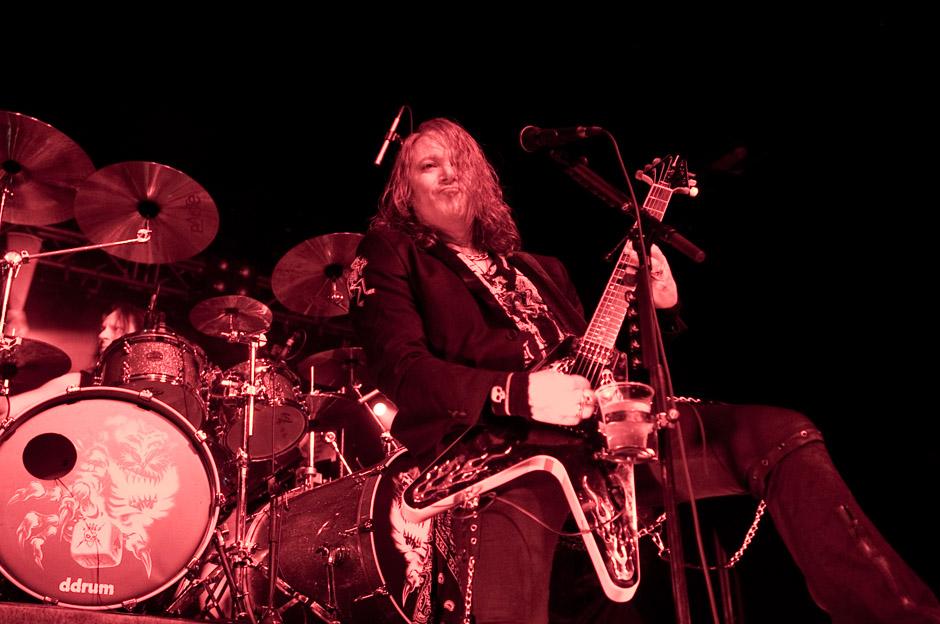 Gamma Ray live, 18.04.2013, Hamburg