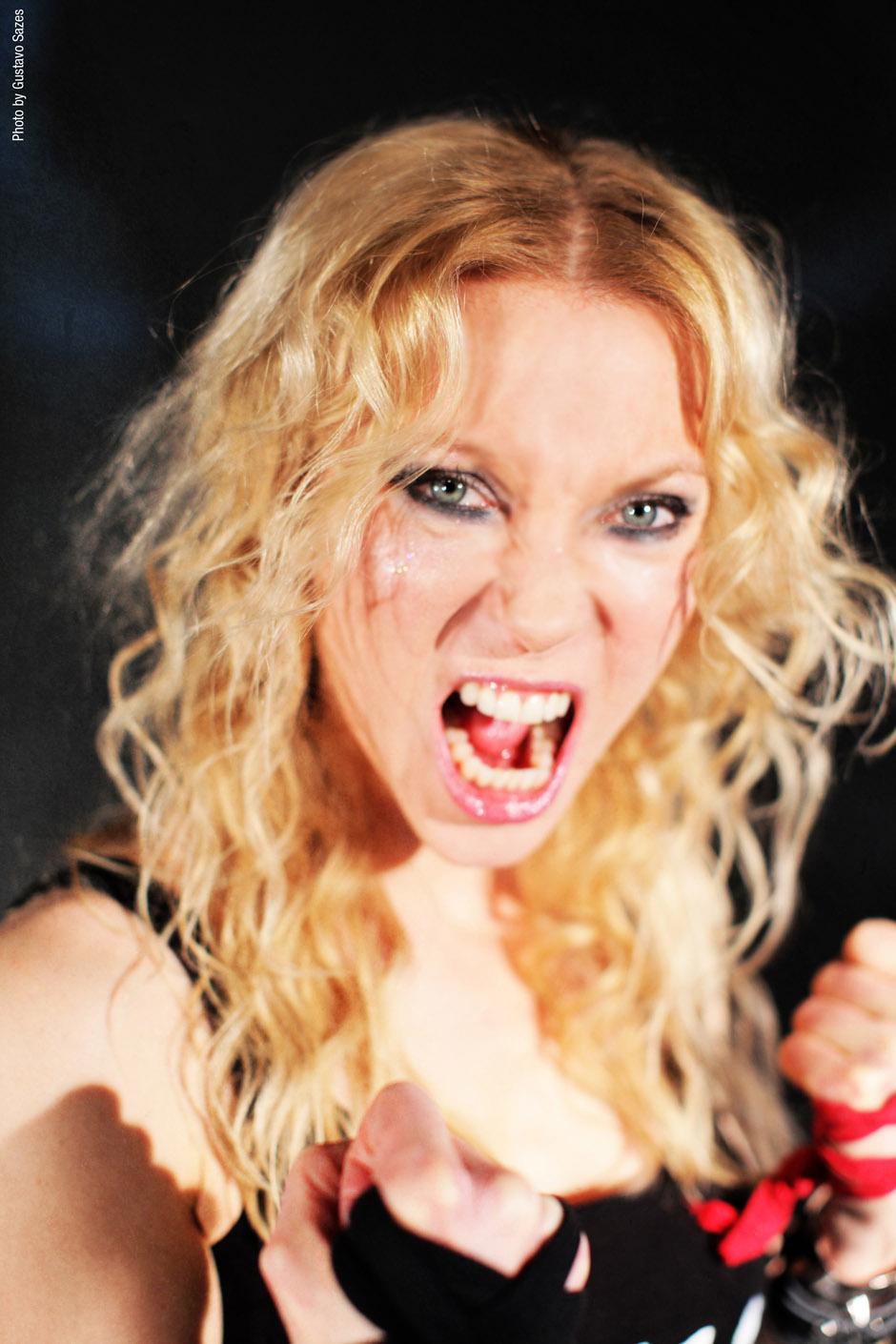 Angela Gossow, Arch Enemy (Ex-Arch Enemy)