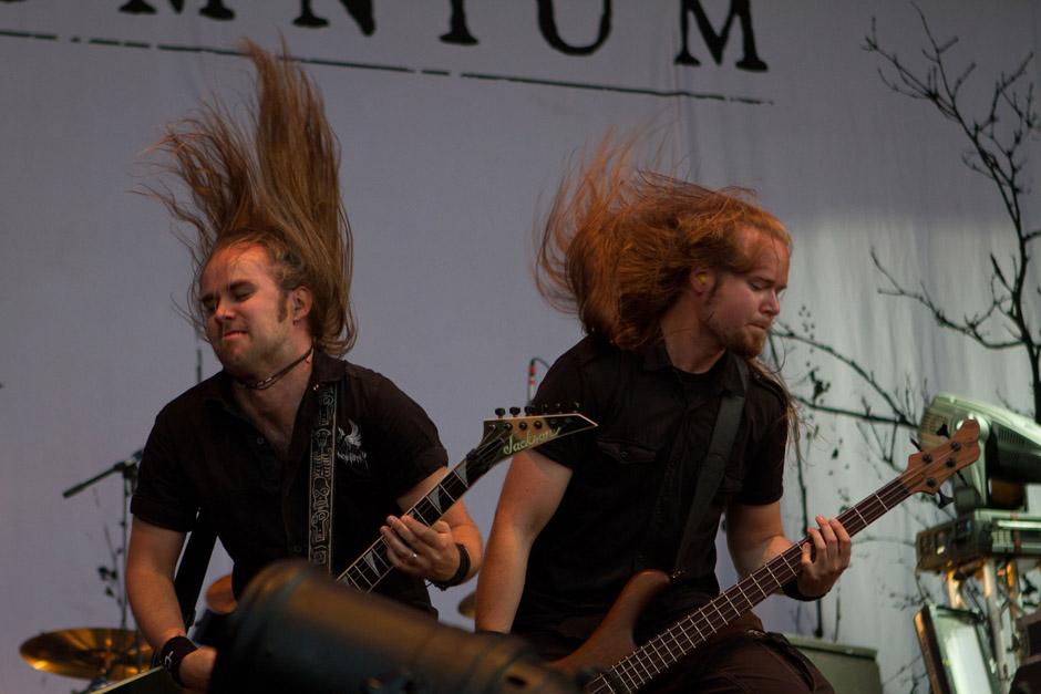 Insomnium live, Party.San 2012