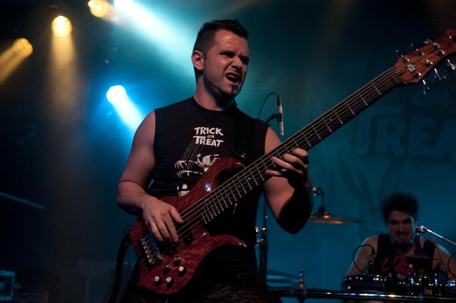 Trick Or Treat live, 14.04.2014, Hamburg