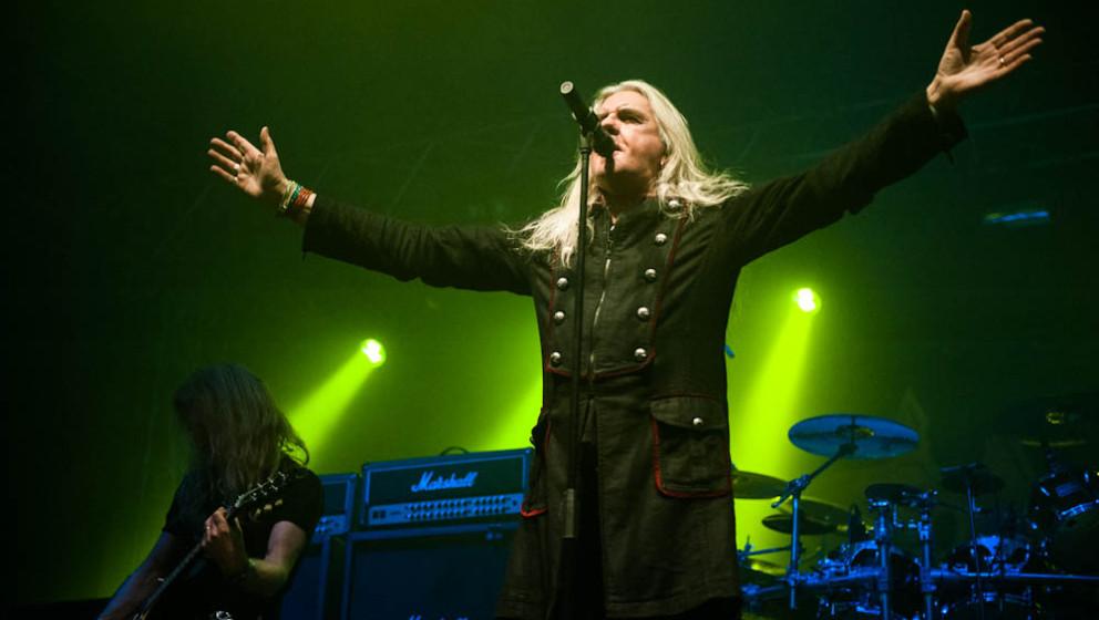 Saxon, 15.11.2013, METAL HAMMER PARADISE