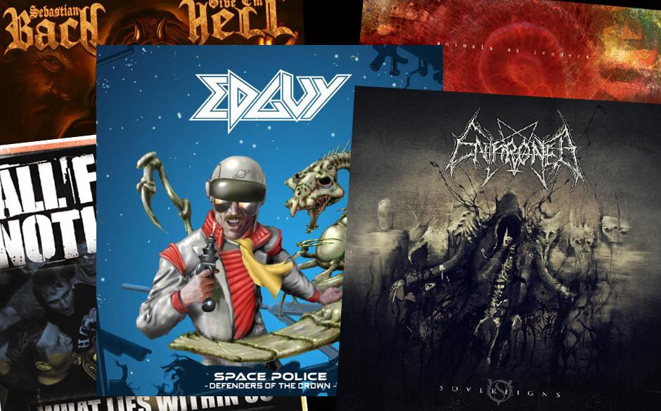 Die neuen Metal-Alben vom 18.04.2014