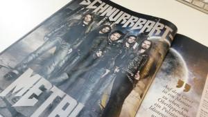 METAL HAMMER-Ausgabe Mai 2014