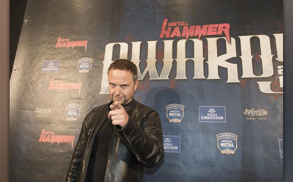 Metal Hammer Award veanstaltet vom deutschen Metal Hammer am 13.09.2013 im Kesselhaus in Berlin.Keine Personenrechte verfueg