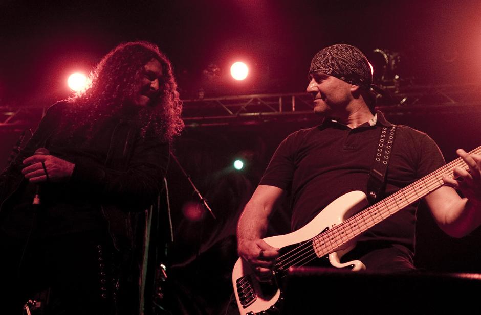 Rhapsody Of Fire live, 17.04.2014, Hamburg