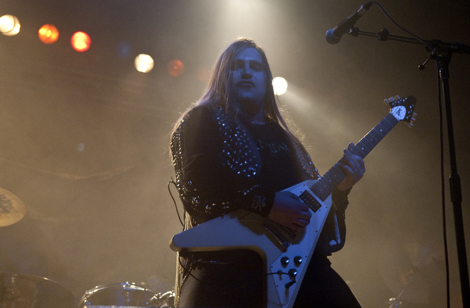Stormwarrior live, 17.04.2014, Hamburg