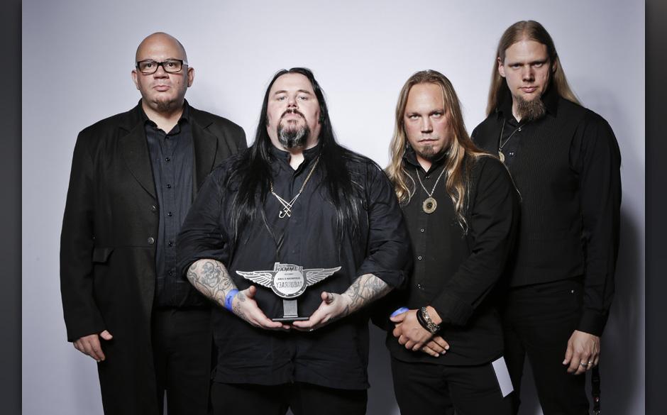 Year Of The Goat veröffentlichten 2012 mit ANGELS' NECROPOLIS ihr Debütalbum. Wir fanden: das hat einen Preis verdient! Die