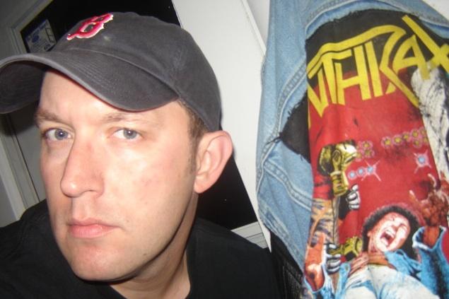 D.X. Ferris, Slayer-Buchautor und Journalist