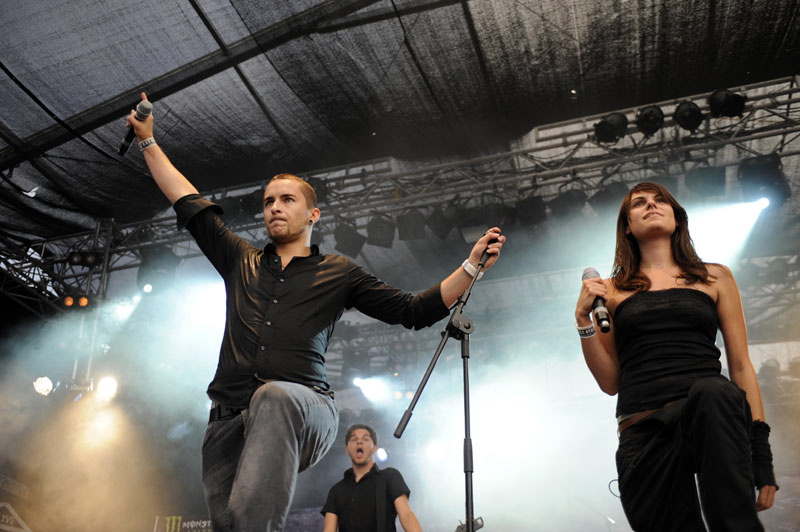 Deadlock, live, Wacken 2011