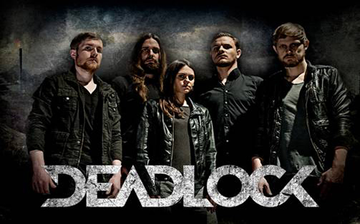 Deadlock mit neuem Drummer