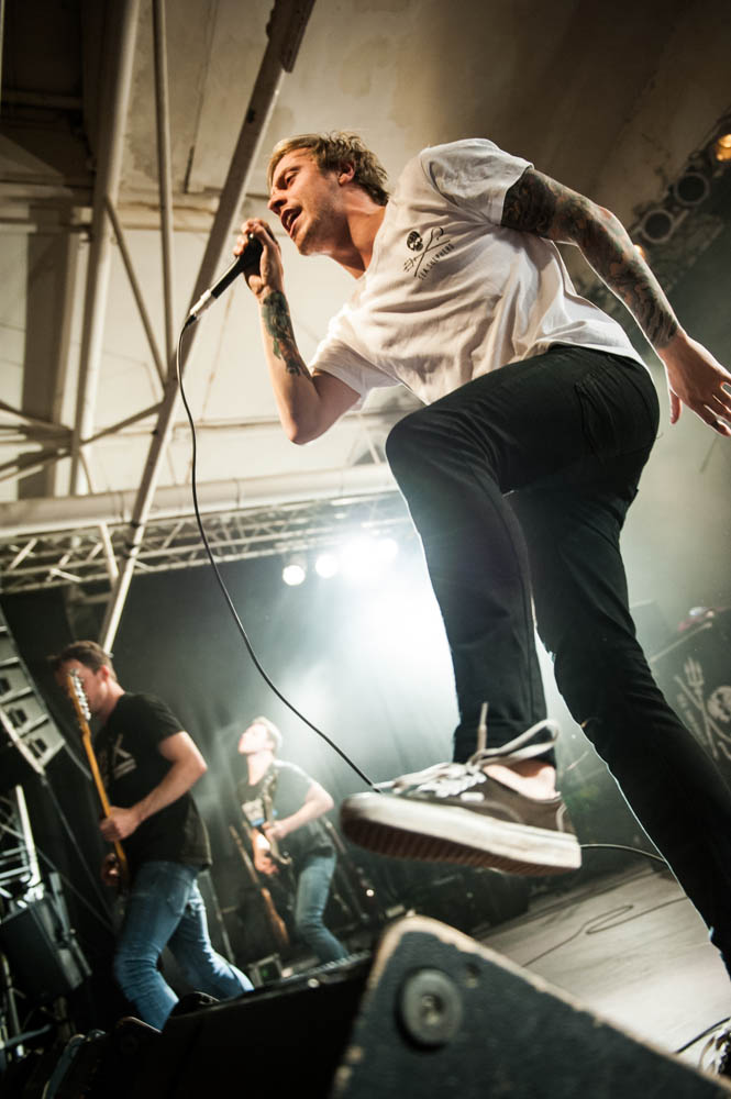 Architects live, 15.04.2014, Köln