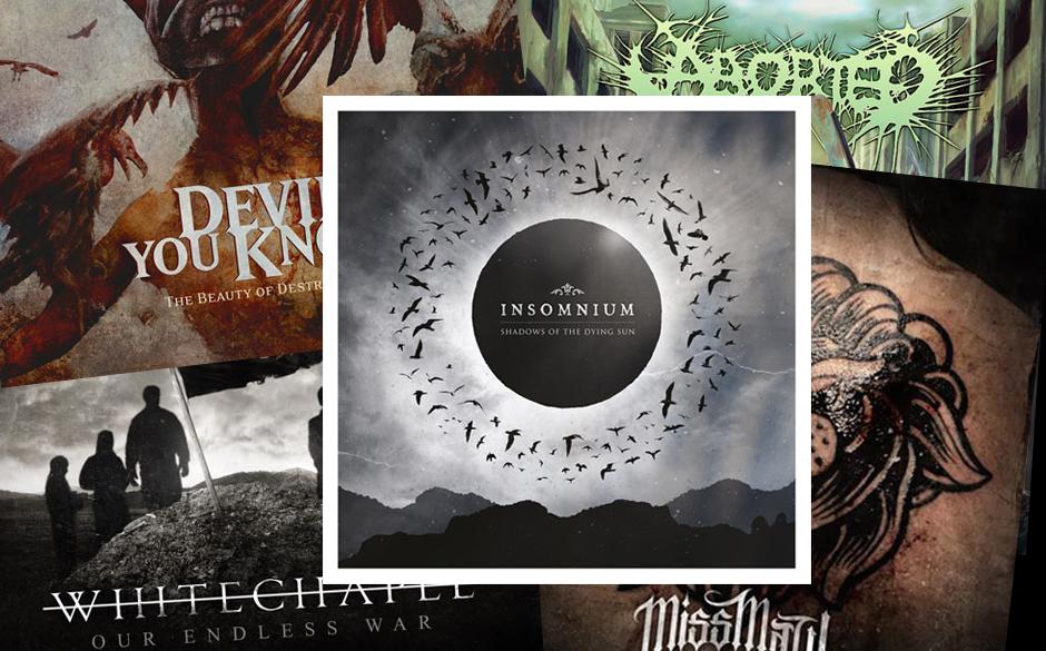 Die neuen Alben vom 28.04.2014