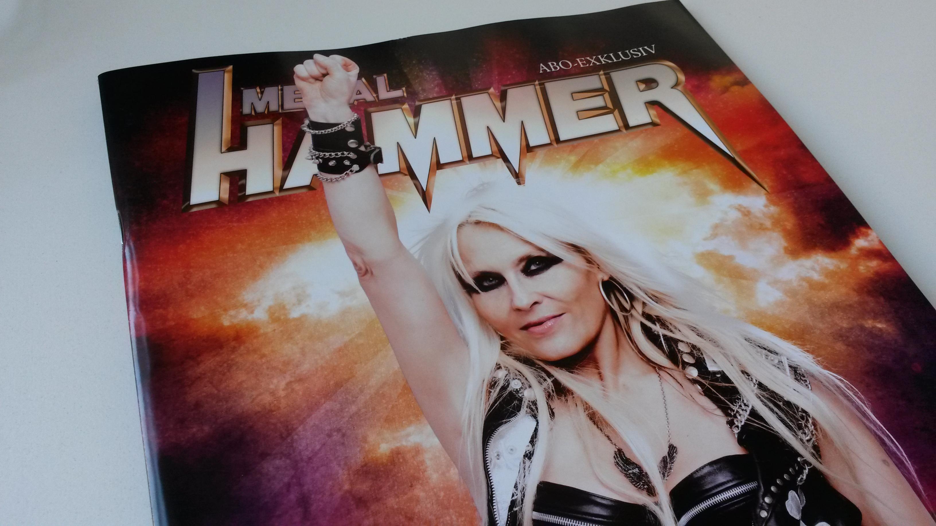 METAL HAMMER-Ausgabe 05/2014 - exklusiv für Abonnenten!