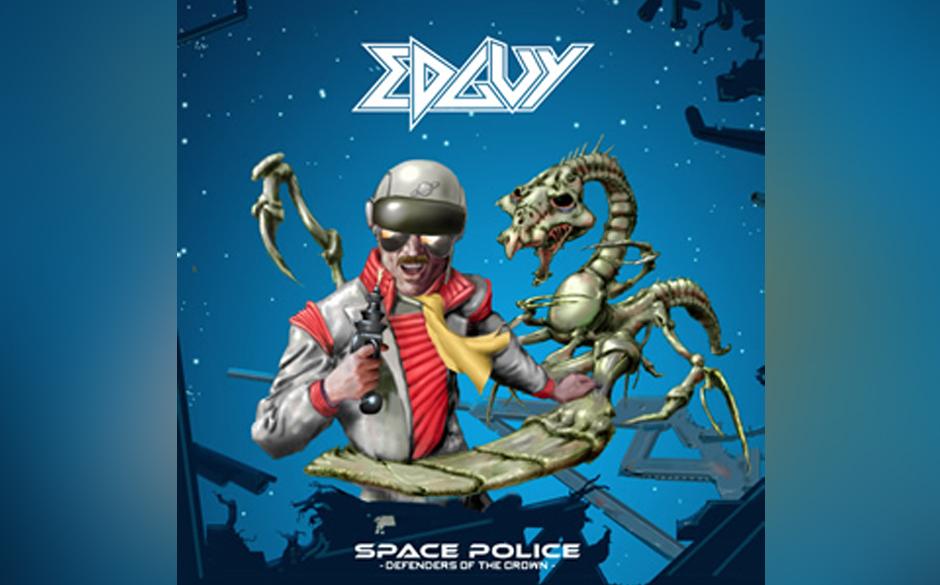 Edguy - Space Police - Defenders Of The Crown