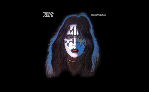 Ace Frehley (Kiss) Artwork