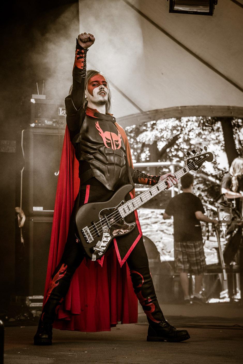 Grailknights live, Metalfest Loreley 2013