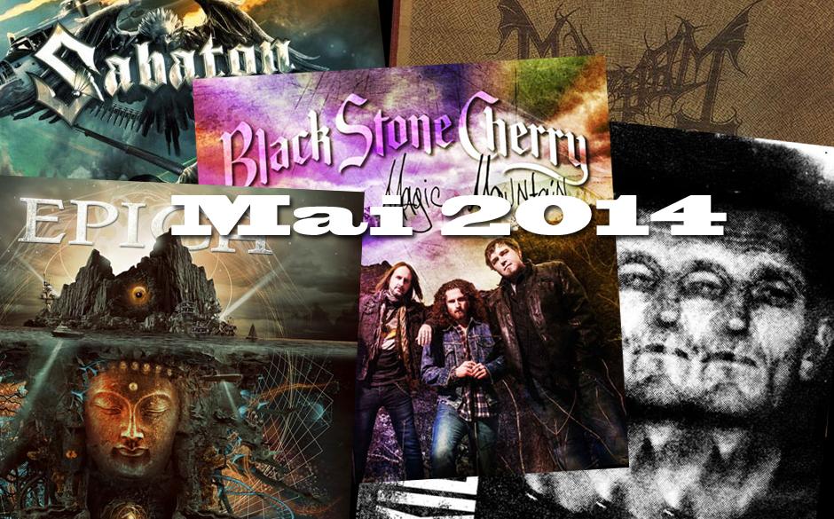 Seht euch hier die Metal-Alben im Mai an >>>