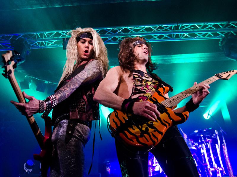 Steel Panther live, 12.02.2014, Hamburg: Große Freiheit