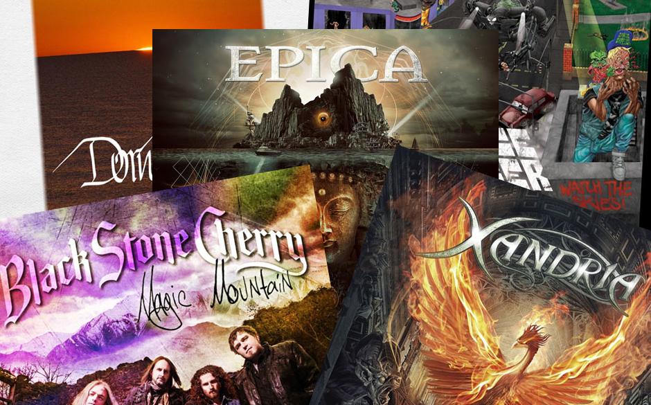 Die neuen Metal-Alben vom 02.05.2014