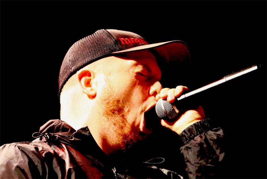 Hatebreed live, 22.11.2013, Schwäbisch Hall