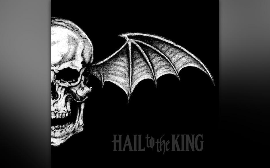 Bestes Album: Avenged Sevenfold - HAIL TO THE KING