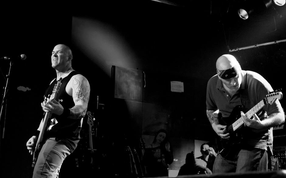 Wisdom In Chains live, 27.04.2014, Berlin