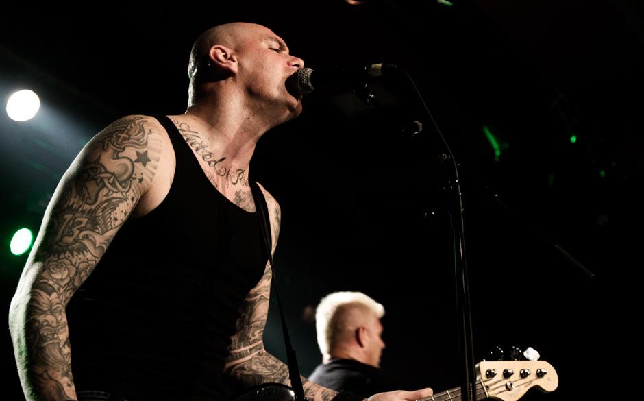 Biohazard live, 27.04.2014, Berlin