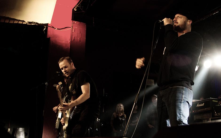 Ignite live, 27.04.2014, Berlin