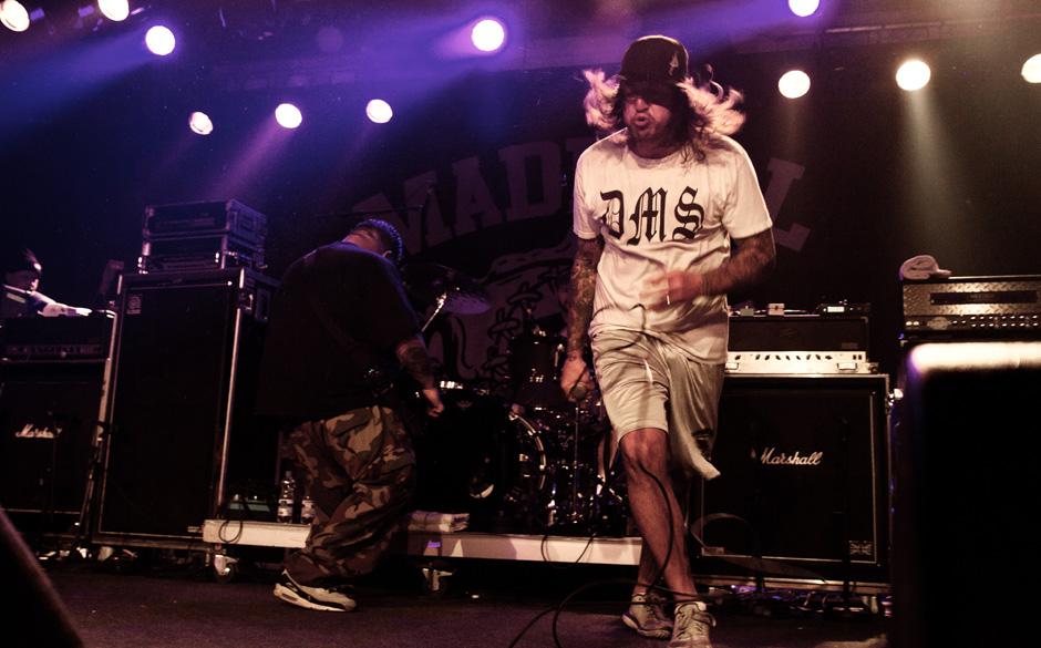 Madball live, 27.04.2014, Berlin