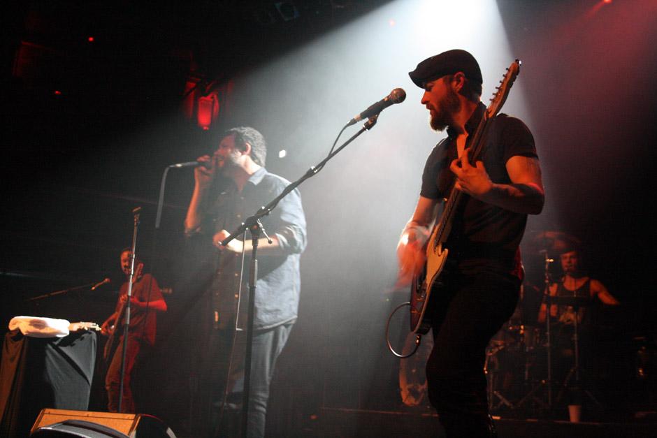 Dredg live, 02.05.2014, Berlin