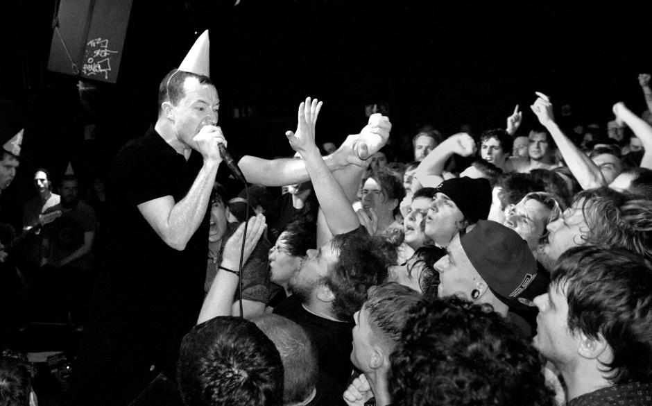 Touché Amoré live, 07.05.2014, Berlin