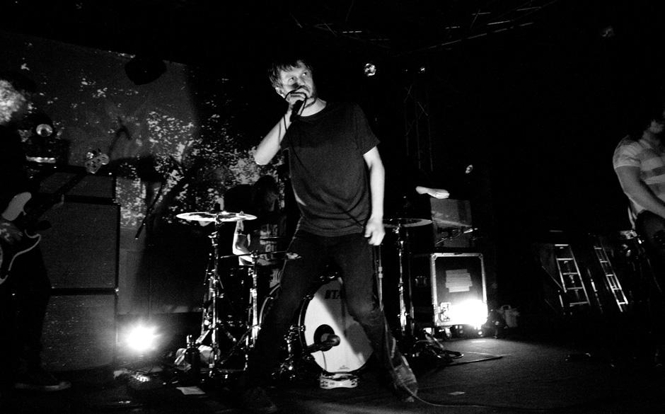 La Dispute live, 09.05.2014, Berlin