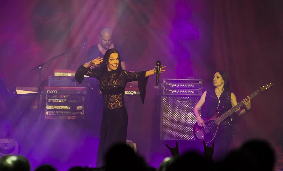 Tarja live, 11.05.2014, Mainz