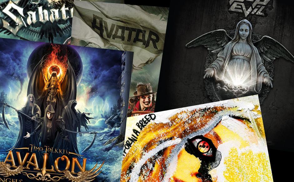 Die neuen Alben vom 16.05.2014
