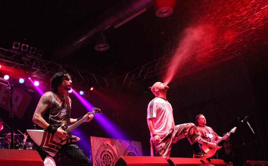 Five Finger Death Punch live, 11.03.2014, Berlin