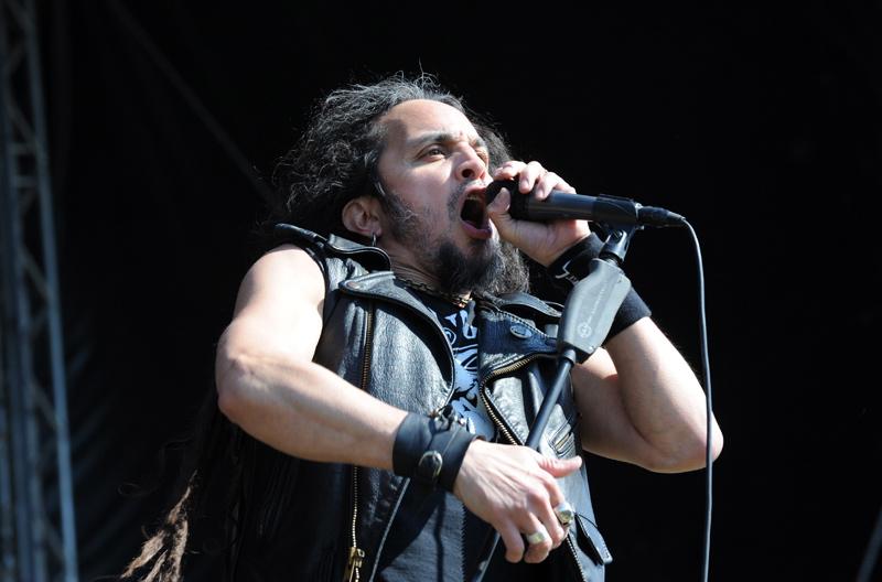 Death Angel auf dem Metalfest 2012, Dessau