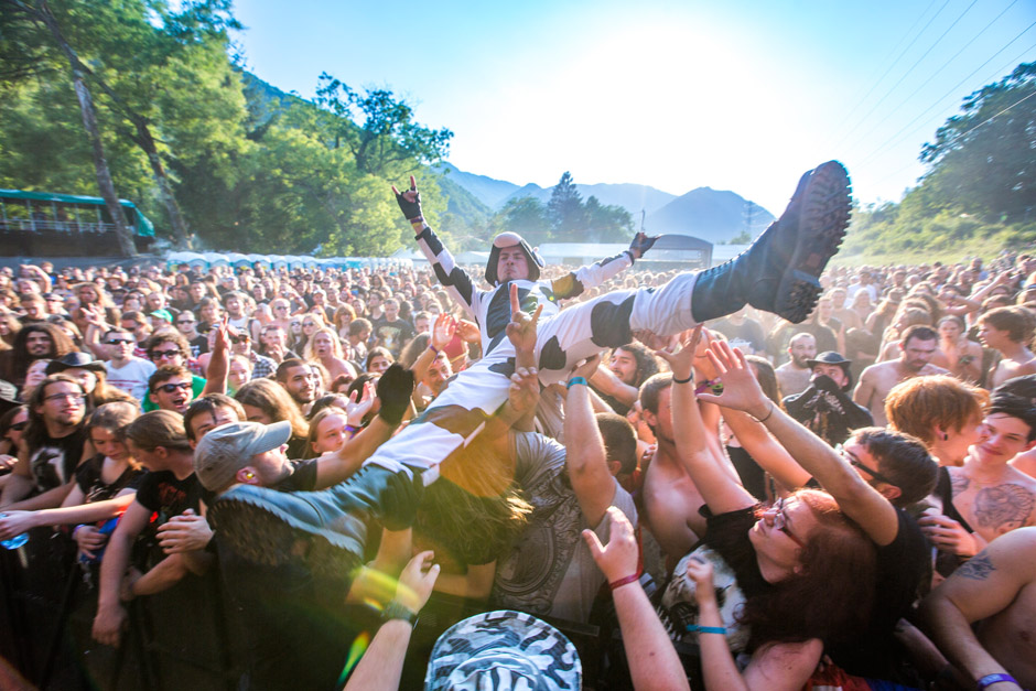 Metaldays 2014: Finales Lineup des Festivals in Slowenien