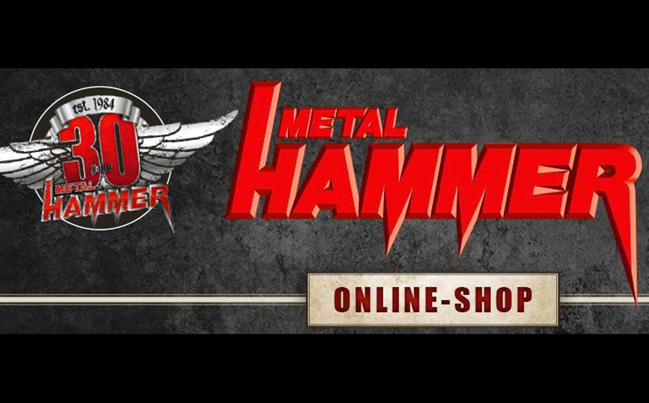 Der neue METAL HAMMER Online-Shop
