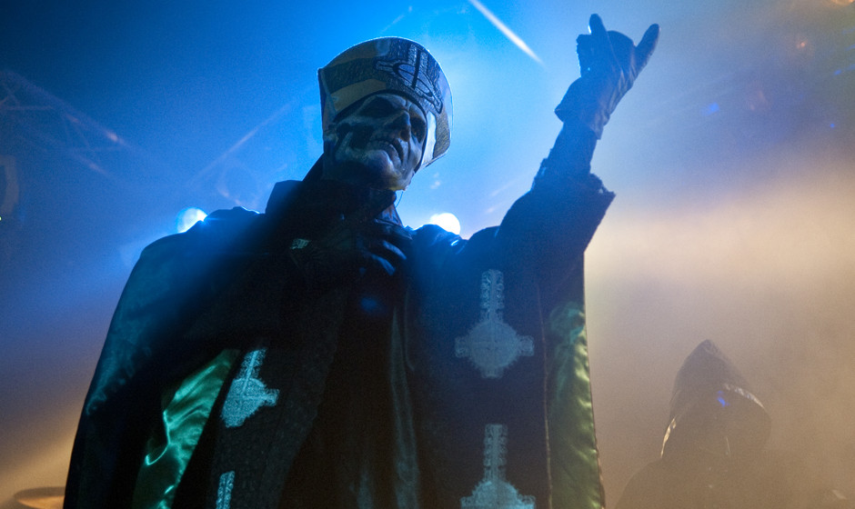 Ghost live, 20.11.2013, Hamburg
