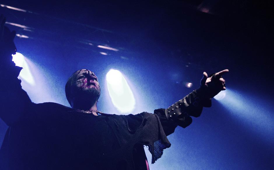 Mayhem live, 28.05.2014, Berlin