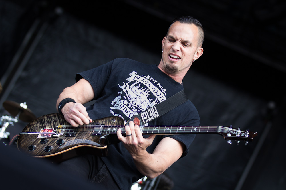 Alter Bridge live, FortaRock Festival 2014
