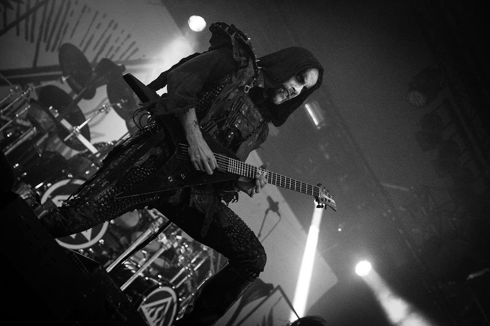 Behemoth live, FortaRock Festival 2014